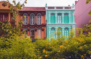 Arhitectura coloniala - Singapore