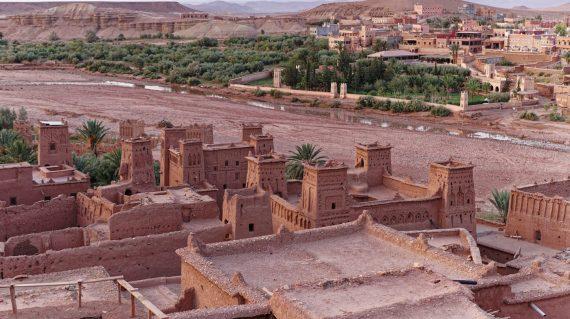 Maroc, Ait-Ben-Haddou