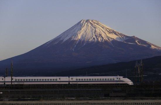 Circuit Japonia cu trenul