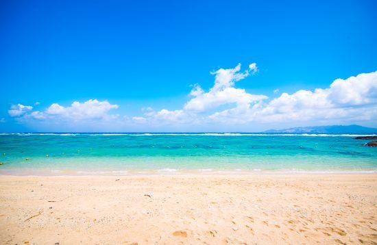 Japonia si albastru de Okinawa