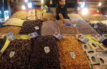 Maroc, Piata din Marrakech