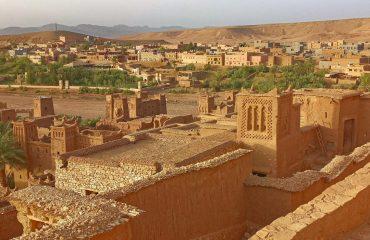Maroc, Ait-Ben-Hadou