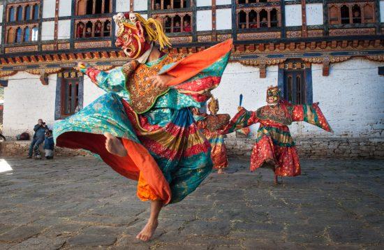 Bhutan si Myanmar cu Ana Maria Caia