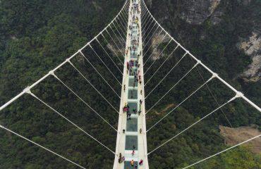 Podul din Zhangjiajie
