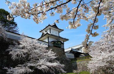 Castelul Kanazawa - Japonia