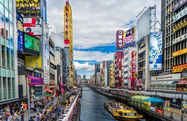 Dotonbori - Osaka, Japonia (2)