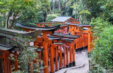 Fushimi Inari-taisha - Kyoto, Japonia