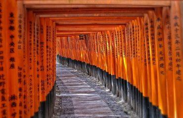 Fushimi Inari Shrine - Japonia