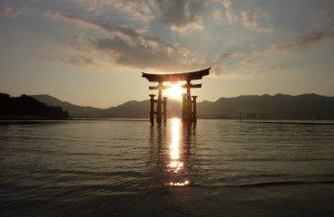 Poarta Torii - Miyajima, Japonia