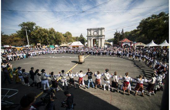 Festivalul Vinului in Moldova