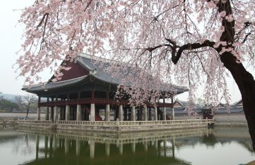 Gyeongbokgung - Seoul, Coreea de Sud