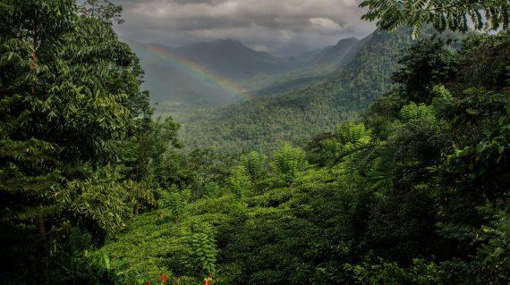 Rainbow Valley, Sri Lanka