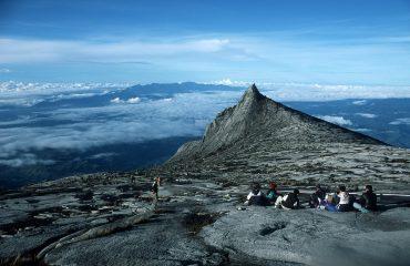 Muntele Kinabalu - Sabah, Malaezia