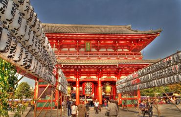 Senjo-ji - Tokyo, Japonia
