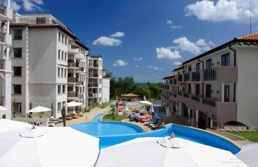 The Cliff Beach & Spa Resort OBzor (1)
