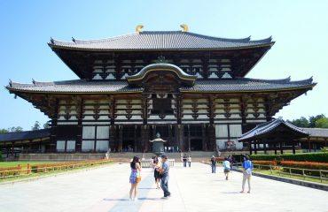 Todaiji - Nara, Japonia