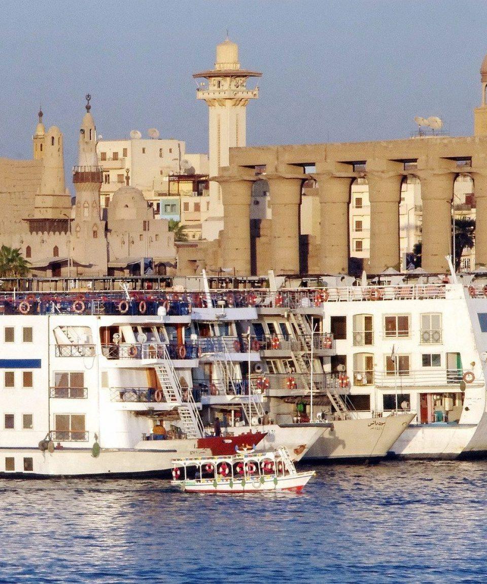 Luxor - Egipt 1