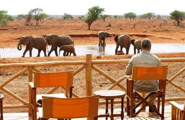 Ngtuni Safari Lodge Kenya