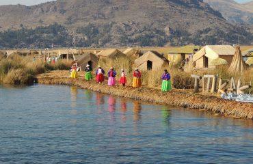 Lacul Titicaca, Peru