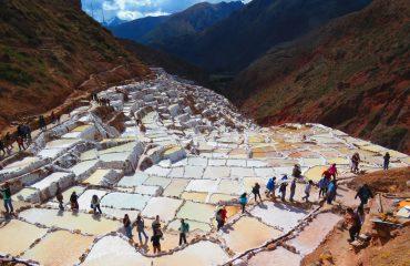 Minele de la Maras, Peru
