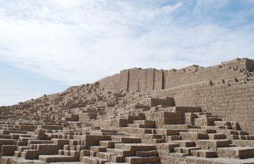 Piramida Huaca Pucllana, Peru