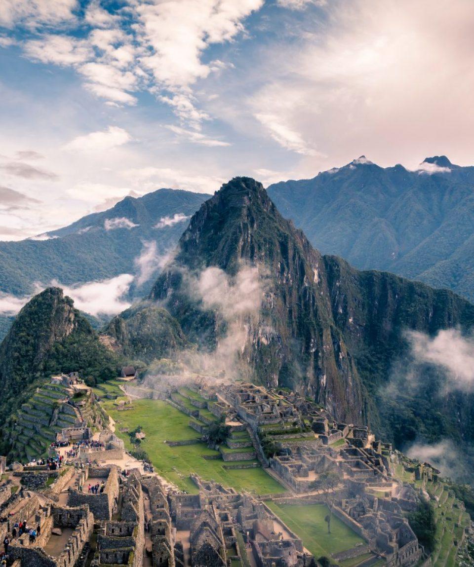 Machu Pichcu, Peru